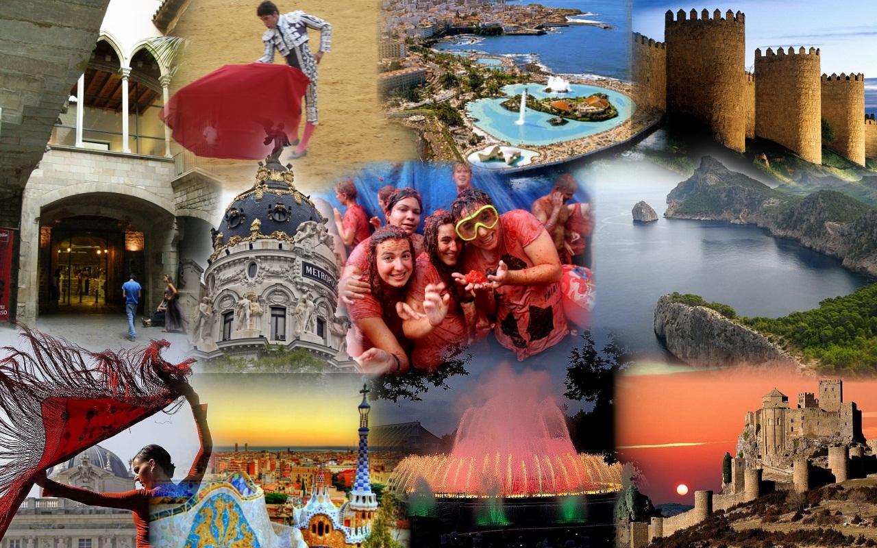 Ранее бронирование туров в Испанию