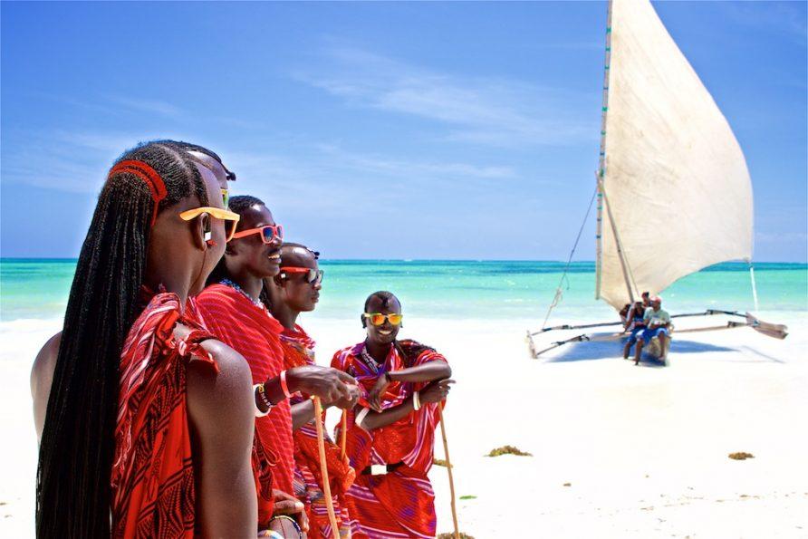 Тур в Танзанию на майские
