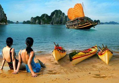 Гоорящий тур во Вьетнам