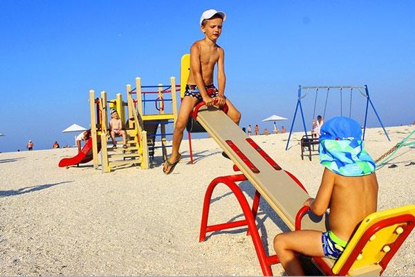 Отдых в Крыму с детьми
